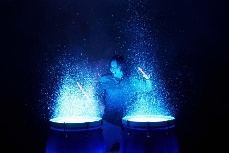 DRUM-STARS – die Percussion-Show der Extraklasse