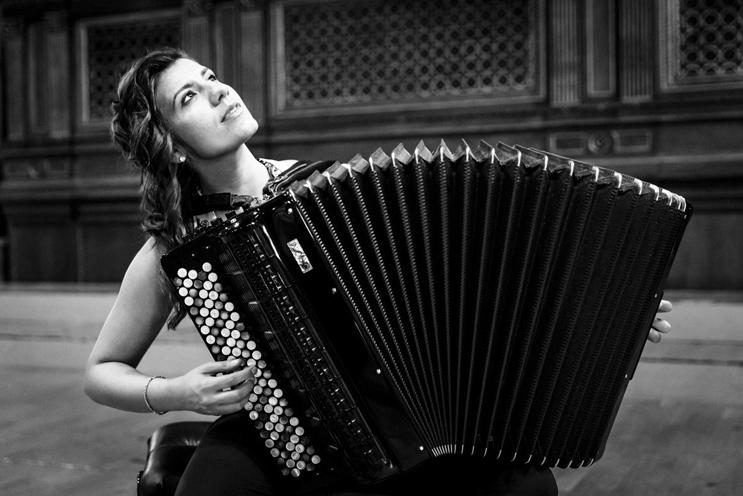 SARIA CONVERTINO + MASSIMILIANO PITOCCO »Bayan Sound«
