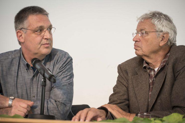 SCHLIERSEER GESPRÄCH Gerhard Polt und Markus Ederer