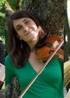 WELTMUSIKALISCHER KLANGRAUSCH mit Harfe, Geige und Akkordeon