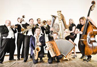 CONCERTO GRANDE Quadro Nuevo und Harmonic Brass