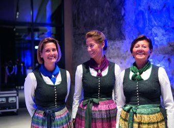 VOLKSMUSIKABEND mit Musikanten aus Bayern, Österreich und Südtirol
