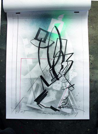 Foto 3 f. Flyer - rechts unter Emils Portrait -
