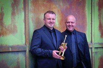 FESTLICHES KONZERT MIT BAVARIAN BRASS Benjamin Sebald, Trompete und Walter Thurn, Orgel