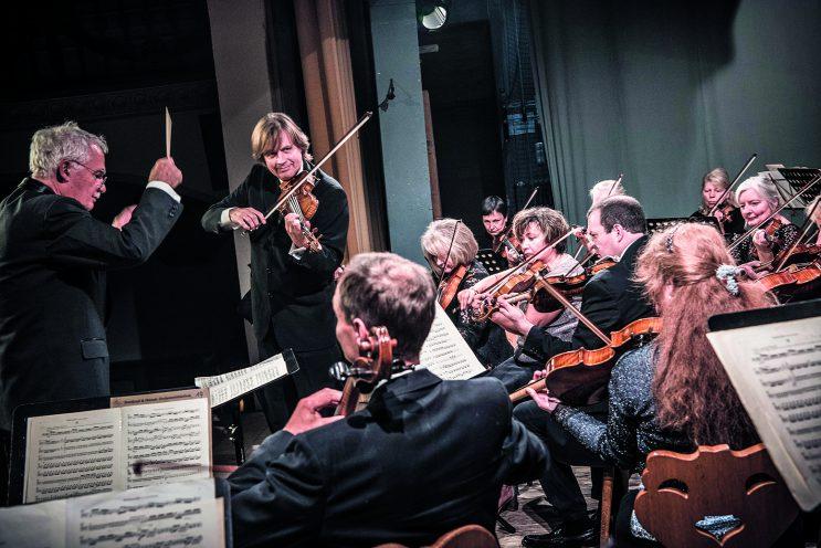 SINFONISCHES FESTKONZERT Mozart pur
