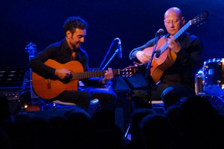 PHILLIPPE LOLI & LEO GIANNOLA Gitarrendui – Musikalische Reise nach Südamerika
